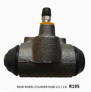 HYUNDAI H100 2.5 / 2.6 *REAR WHEEL CYLINDER*