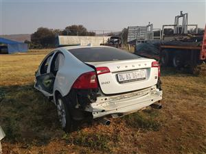 Volvo S60 T5 Stripping For Spares For More Info Contact Ebrahim On 0833779718