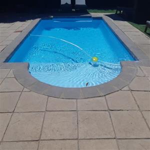 10mx5 pool + 8mx5 lapa