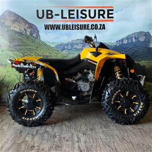 Can-Am Renegade 800 in South Africa | Junk Mail