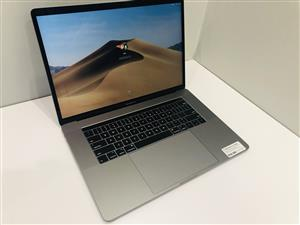 Used, 2018 Apple MacBook Pro 15-inch 2.2GHz 6-Core i7 (Touch Bar, 256GB, Space Gray) - Demo for sale  Pretoria - Pretoria City