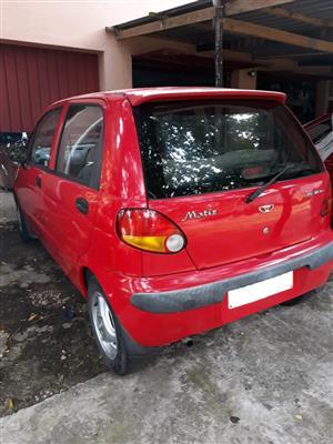 2006 Daewoo Matiz