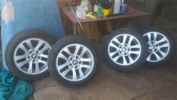 16'bmw e90 wheels