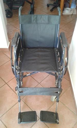 C Comfort Wheelchair from Dischem for sale
