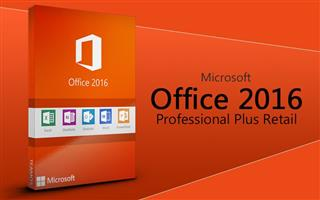 MS OFFICE 2016  |  GENUINE MICROSOFT SOFTWARE