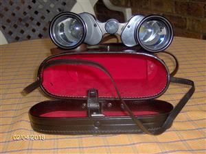German SOLIGOR binocular  12 X 50 optically coated lenses