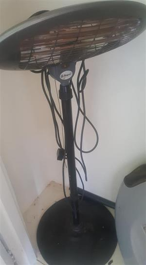 Standing electric heater for sale