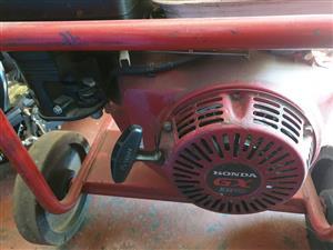 Honda 390 GX Generator Welder