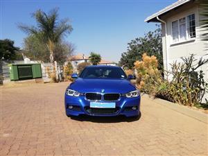 2018 BMW 3 Series 320i M Sport auto