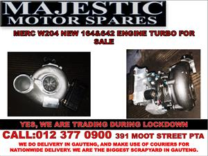 Mercedes benz new 164 642 turbo for sale