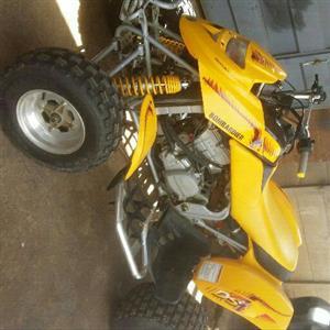 2000 Bombadier Spyder Rt-s