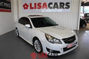 2010 Subaru Legacy 3.6 R S Premium