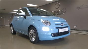 2016 Fiat 500 0.9 TwinAir Pop Star