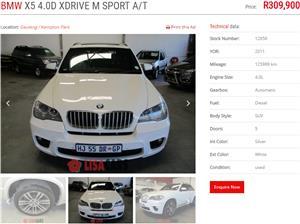 2011 BMW X5 xDrive40d M Sport
