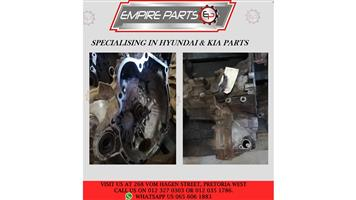 *GEAR BOX* - HY006 HYUNDAI ACCENT 1.5 csi 1996 GFEK