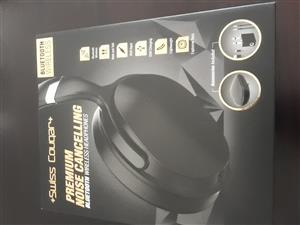 Swiss Cougar Premium Noise Cancelling Ear