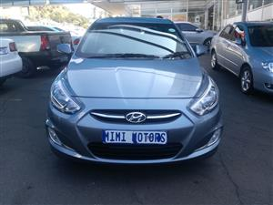 2018 Hyundai Accent hatch 1.6 Fluid auto