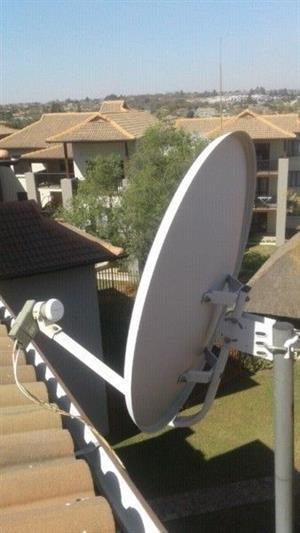 Dstv installations and signal repairs Roodepoort call Jeffrey at -074 0300 639 same day services.