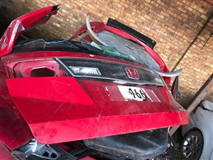 HONDA CIVIC TYPE R STRIPPING FOR SPARES