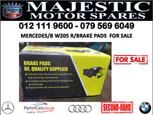 Mercedes W205 brake pads for sale