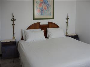 FULLY FURNISHED ONE BEDROOM FLAT R4850 PM IMMEDIATE OCCUPATION SHELLY BEACH, UVONGO, ST MICHAELS-ON-SEA
