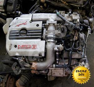 NISSAN SKYLINE 2.5L TURBO NEO RB25T USED ENGINE P.O.A