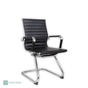 Classic Pleather Eames Visitors Chairs | Office Stock