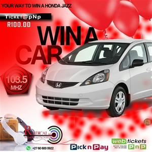Radical Fm SA Win A Car