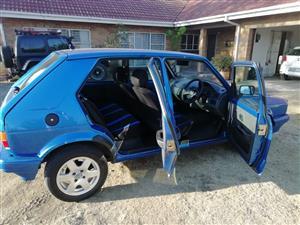 2005 VW Golf R