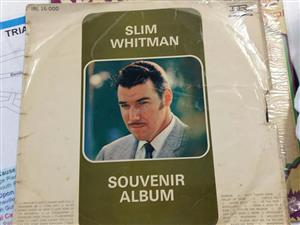 Slim Whitman souvenir album