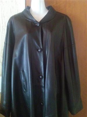 Leather coat Spanish