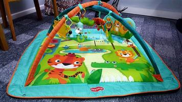Tiny Love Kick & Play City Safari Play Mat Baby Gym For Sale for sale  Port Elizabeth