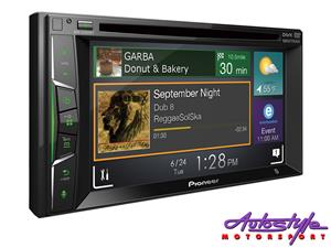 Pioneer AVH-Z2050BT Double Din with Bluetooth