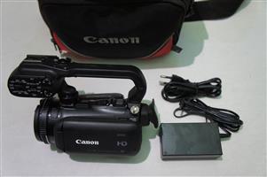 CANON XA10 AVCHD CAMCORDER 64GB CAMCORDER