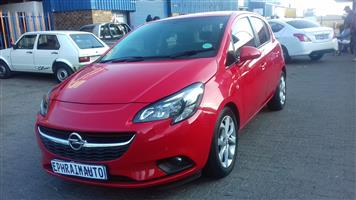 2015 Opel Corsa 1.0T Essentia
