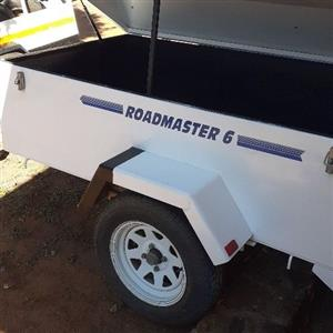 roadmaster 6foot trailer with tailgate