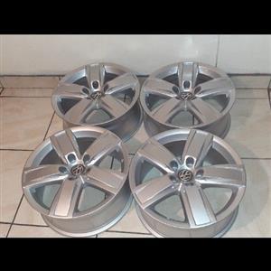 Amarok 19inch wheels