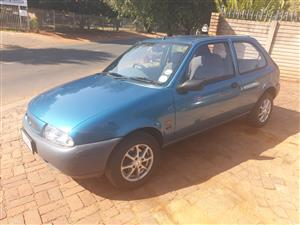 1998 Ford Fiesta 1.4i 3 door Trend