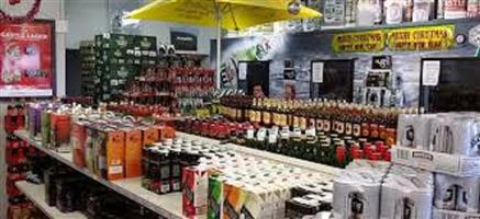 Liquor store for sale !  One owner 16 years !