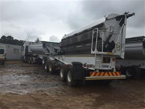 Hydraulic installations, services and repairs on all trucks and cylinder repairs