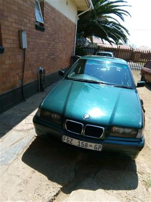 1998 BMW 3 Series sedan 330i A/T (G20)
