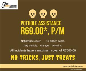 Pothole Assistance