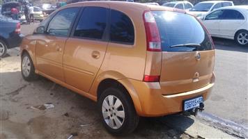 2007 Opel Meriva 1.6 Enjoy