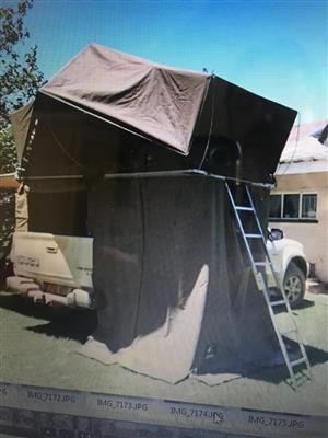 Rooftop tent 2.4x1.4