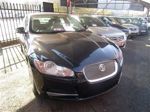 2009 Jaguar XF 3.0 Supercharged Premium Luxury
