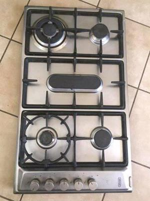 4 Plate gas stove top