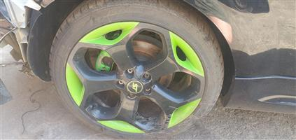 Ford focus ST mag set for sale
