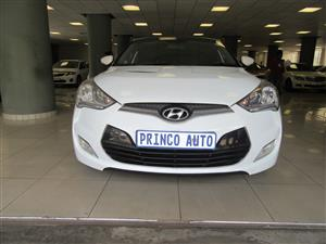 2015 Hyundai Veloster 1.6 Executive