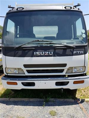 2002 Isuzu FTR800 dropside tipper body truck for sale