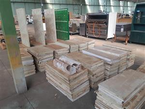 Various size wooden boards for sale